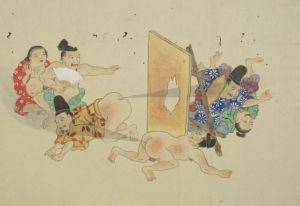 Japan fart art