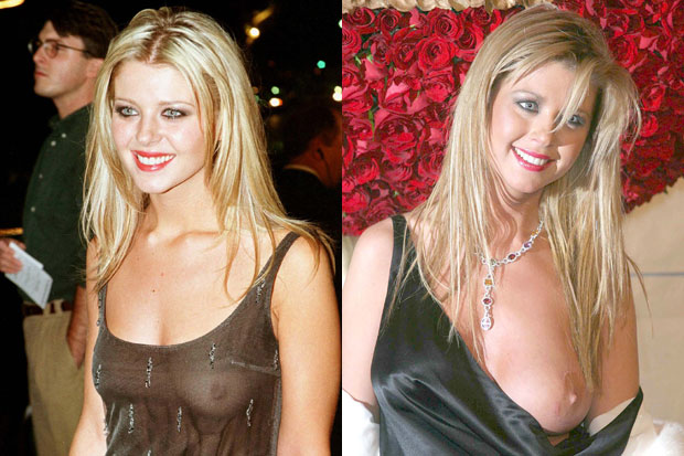 Tara Reid Boob Out 11